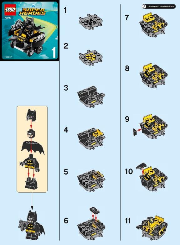 Mighty Micros: Batman Vs. Harley Quinn