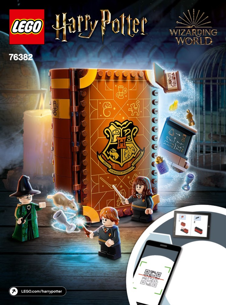 Hogwarts Moment: Transfiguration Class