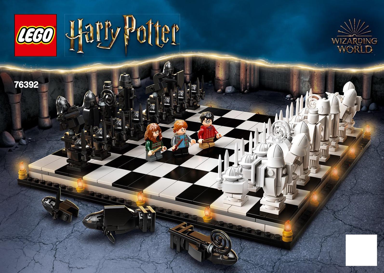 Hogwarts Wizards Chess