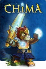 Go to LEGO Legends of Chima Instructions